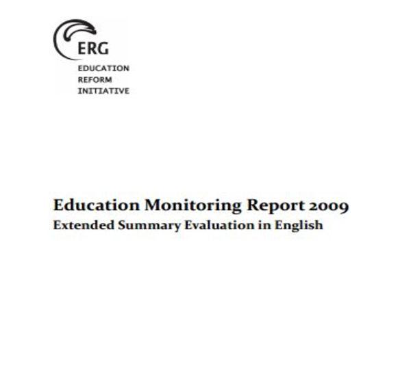 Education Monitoring Report 2009