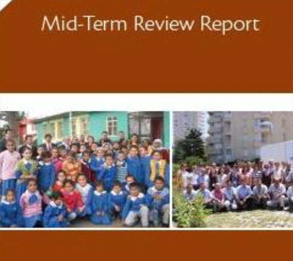 Catch-Up Education Programme Mid-Term Review Report